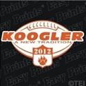 Aztec High School - Koogler Tiger Football