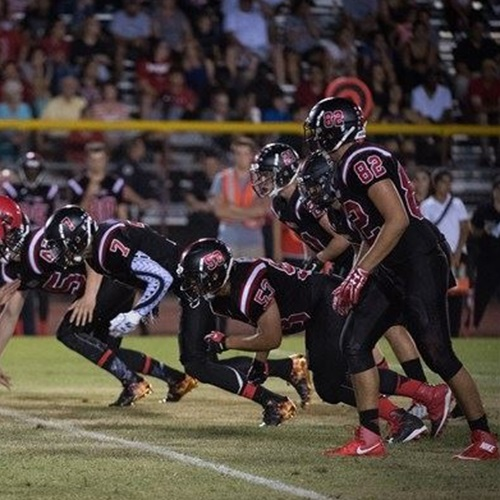 Dysart High School - Boys Varsity Football