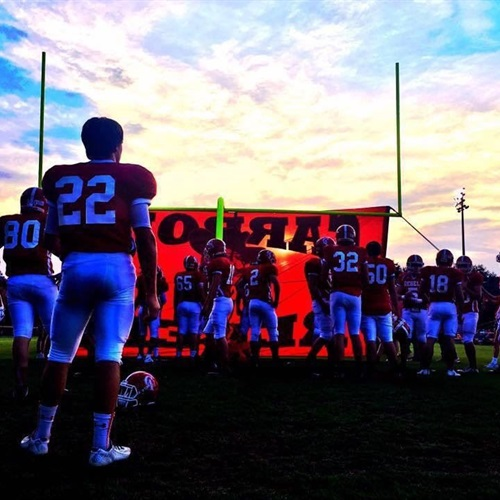 Carroll Academy High School - Boys Varsity Football
