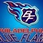 Philadelphia Police & Fire Football Club - NPSFL - Blue Flame