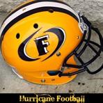 Fitzgerald High School - Purple Hurricane Football