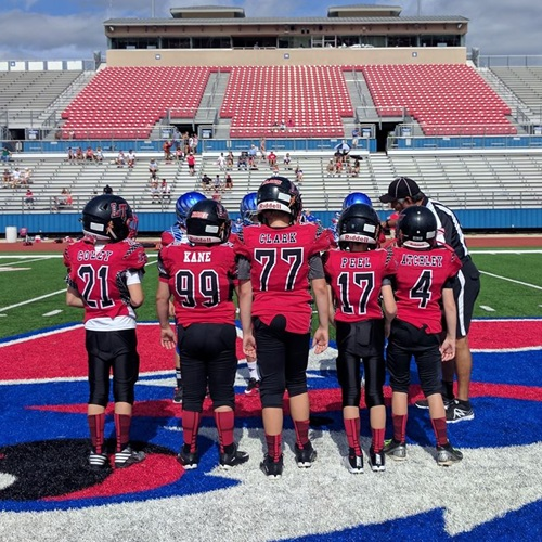 Lake Travis Youth Football - Lake Travis -Atchley