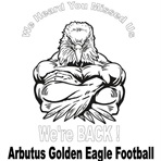 Arbutus 11-13 Football  - Arbutus Golden Eagles