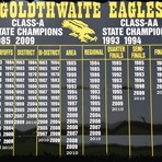 Goldthwaite High School - Goldthwaite Varsity Football
