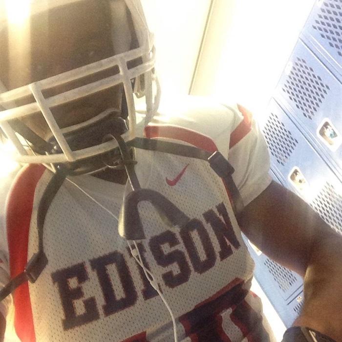 Edison High School Vs Warwick High School Hampton