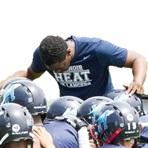 Cahokia Illinois Youth Football - AKA Heat - Cahokia Illinois Youth Football - AKA Heat Football