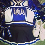 East Central High School - Girls' Varsity Cheer & Spirit