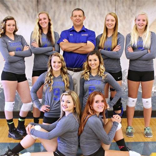 Custer County High School - Girls' Varsity Volleyball