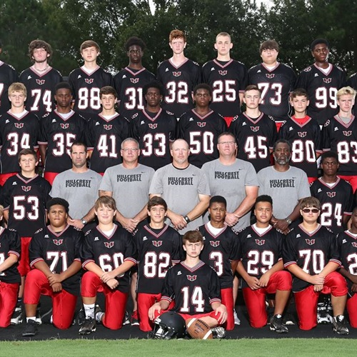 Hillcrest High School - Hillcrest Freshman Football