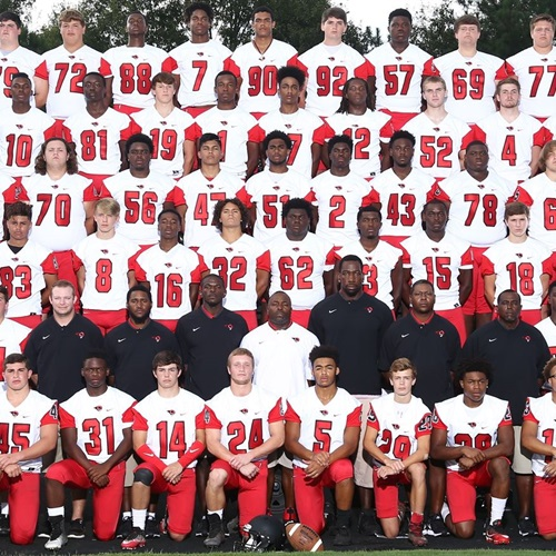 Hillcrest High School - Hillcrest Varsity Football