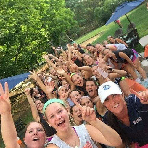 Oliver Ames High School - Girls Field Hockey