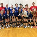 Blue Valley High School - Blue Valley Varsity Volleyball