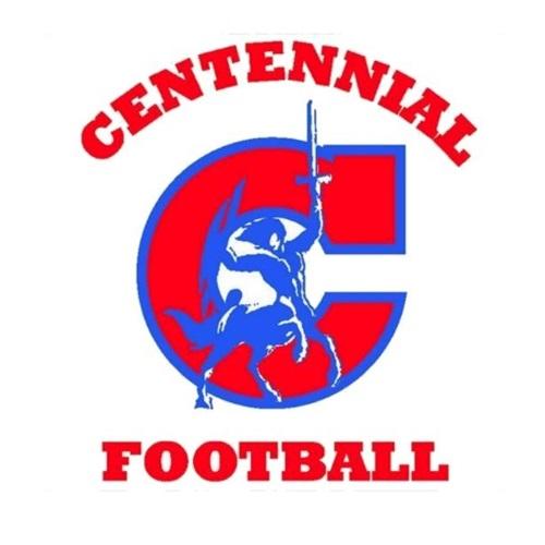 Centennial Secondary - Varsity Centaurs Football
