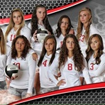 Dover High School - Girls' Varsity Volleyball