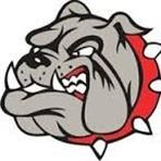 Bedford Junior Bulldogs - 2015 Bedford Bulldogs Mitey Mite Black