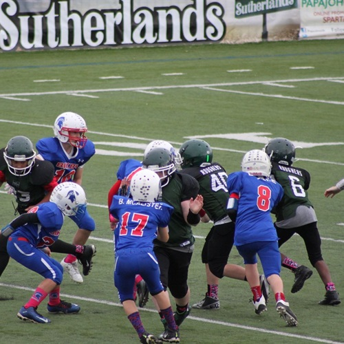 Bixby Blue 7th Grade Football - BIXBY BLUE