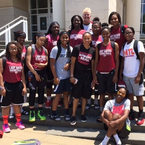 Cross Creek High School - Girls Varsity Basketball