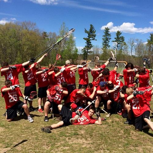 Sanford High School - Boys' JV Lacrosse