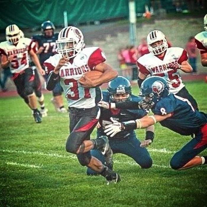 Canton High School Warriors Football - Hudl