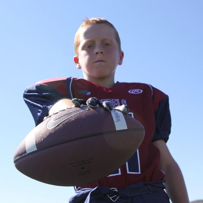 Jeffco midget football classic. loving