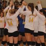 Big Sandy High School - Girls Varsity Volleyball