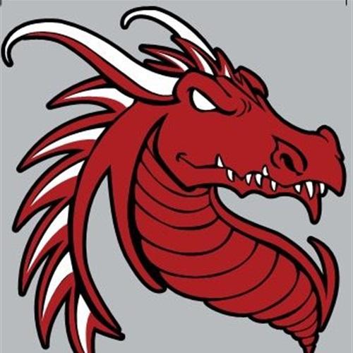East High School -  Dragons Varsity Football