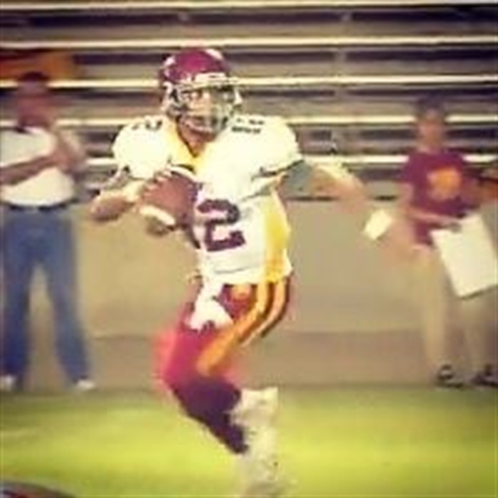 Mira Monte High School Vs East Bakersfield Hector Lopez