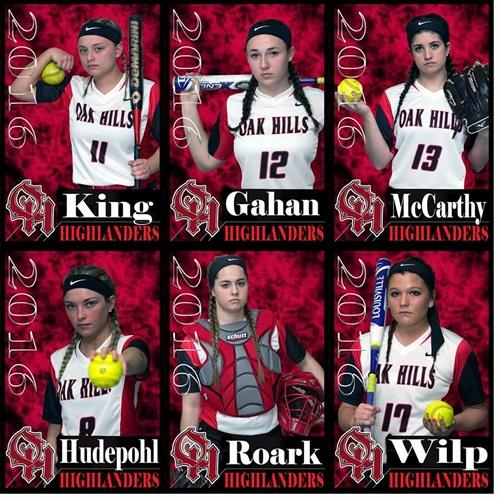 Oak Hills - Girls Varsity Softball