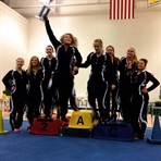 Champlin Park High School - Varsity Gymnastics