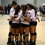 Downstate Jr Volleyball Club - 16 Red
