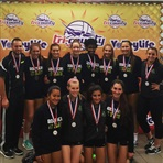Boomers Volleyball Academy - 17 Black