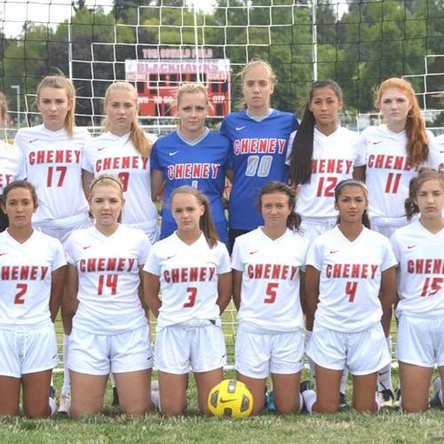 Cheney High School - Girls Varsity Soccer