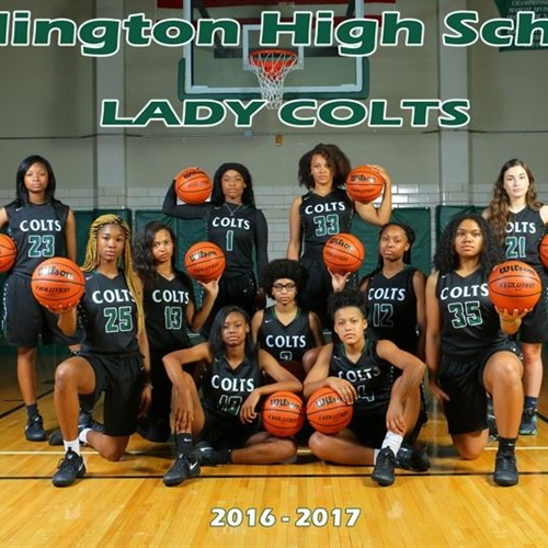 Arlington High School - Girls Varsity Basketball