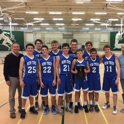 New Trier High School - Boys Freshman Basketball