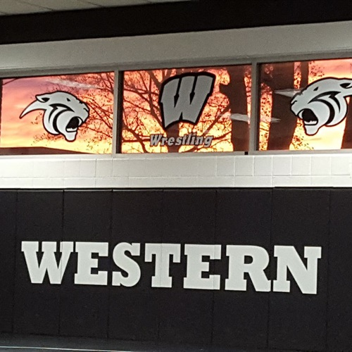 Western High School - Boys' Varsity Wrestling
