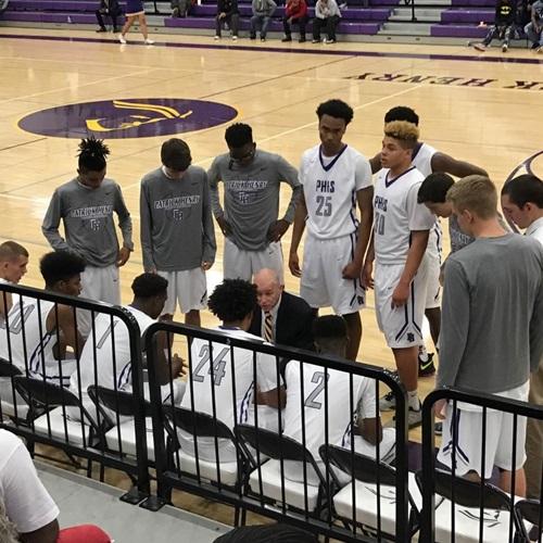 Patrick Henry High School - Varsity Basketball