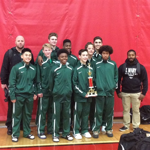 St. Mary's High School - Freshman Boys Basketball