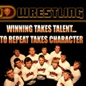 Burlington High School - Boys Varsity Wrestling