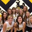 Custer County High School - Cowgirls Varsity