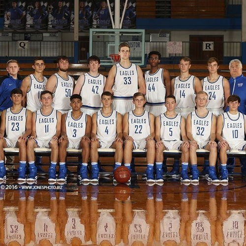 Graves County High School - Boys' Varsity Basketball