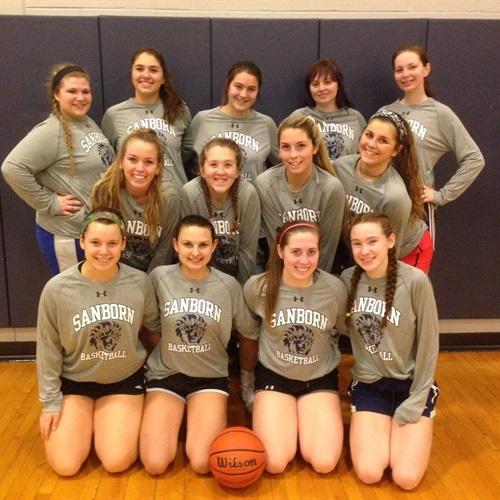 Sanborn Regional High School - Girls Varsity Basketball