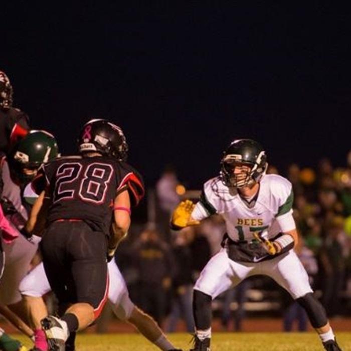 Idaho Falls High School - Bonneville High School vs. Idaho Falls High School-JV Football ...