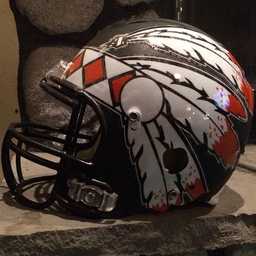 Nocona High School - Nocona Indians Varsity Football