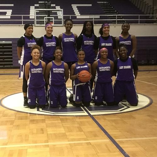 Sacramento High School - Girls' Varsity Basketball