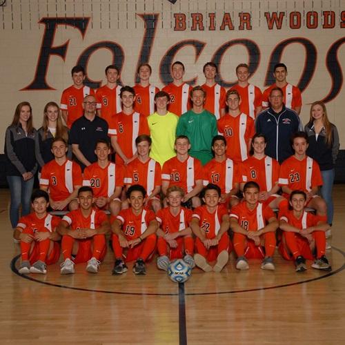 Briar Woods High School - Boys Varsity Soccer