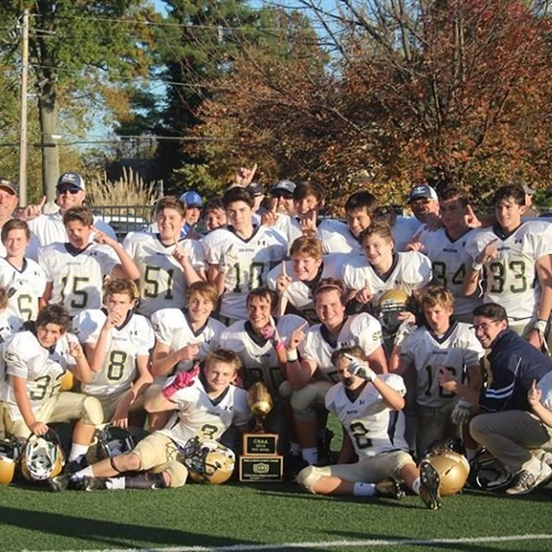 St. Edward Middle School - Boys' Middle School Football