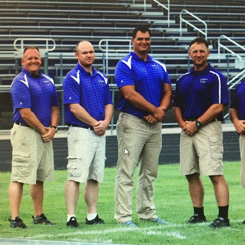 Battle Creek Lakeview High School - Boys JV/Freshmen Football