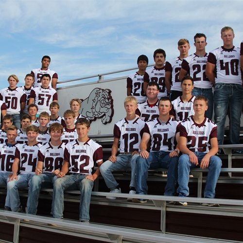 Bowman County High School - Boys Varsity Football