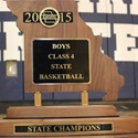 St. Charles High School - Boys Varsity Basketball