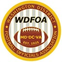 Washington District Football Officials Association - WDFOA Football